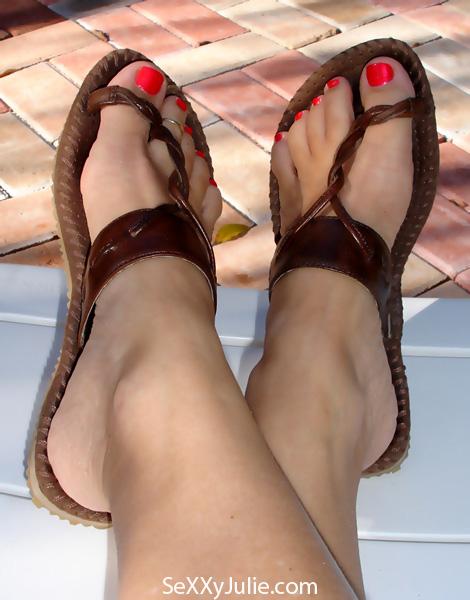 Foot fetish, anyone?