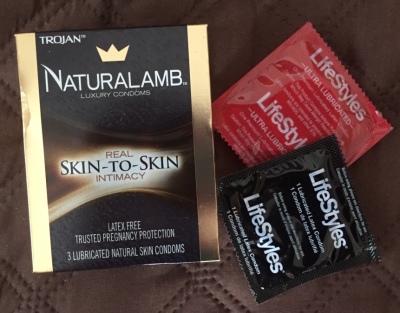 Condoms: Latex or Lambskin?
